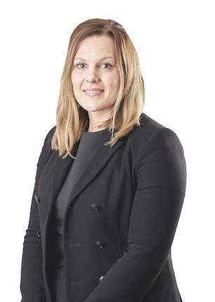 Chloe Payne, Director of HR