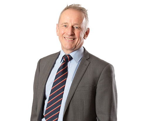 Jon Baldwin, Managing Director – Higher Education