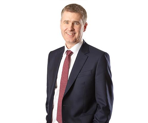 Mark Wilson, Managing Director – EMEA Region
