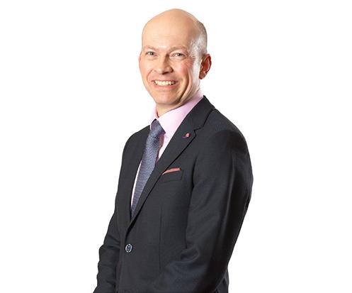 Mike Beech - Marketing Director