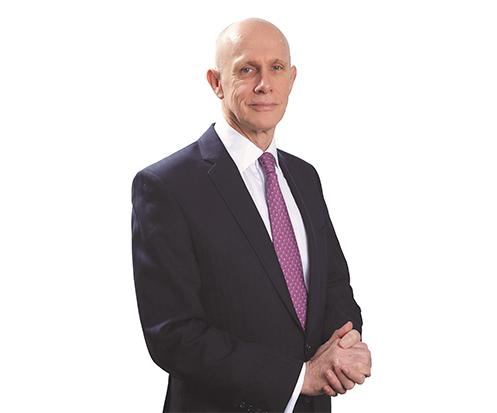 Roger McDowell, Senior Independent Director